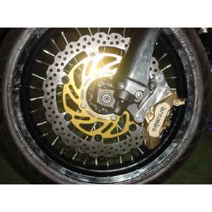 BEET Φ310 Big Front Brake Rotor Brembo Caliper Set