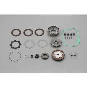 DAYTONA Primary Side Reinforced 3 Disc Clutch Kit
