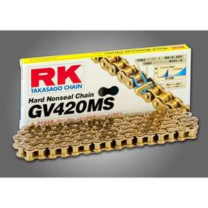 RK GV Series Gold Chain GV420MS