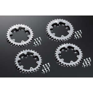 SHIFT UP #415 Hybrid Rear Sprocket Outer