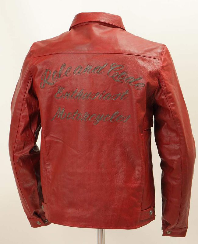 【DEGNER】男用皮革外套 - 「Webike-摩托百貨」