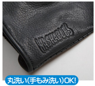 【DEGNER】半網格皮革手套 - 「Webike-摩托百貨」