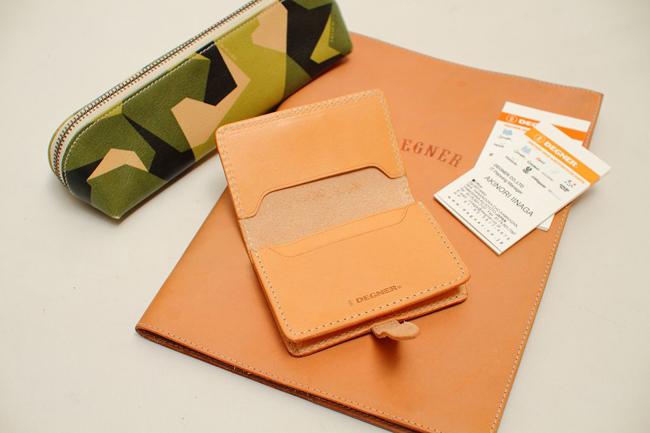 【DEGNER】皮革名片盒 - 「Webike-摩托百貨」