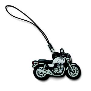 HONDA RIDING GEAR PVC Rubber Cell Phone Strap