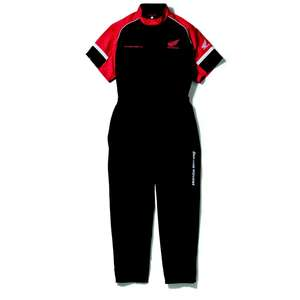 HONDA RIDING GEAR Racing Pit Suit SS (Short Sleeves)