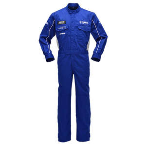 YAMAHA YRM10 YAMAHA Racing Mechanic Suit (Long Sleeve)