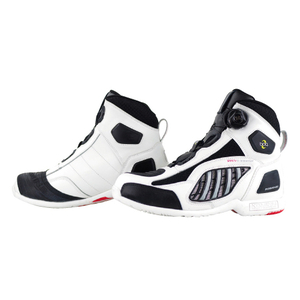 KOMINE BK-079 Air Through protect Boa shoes (without Toe Rider)