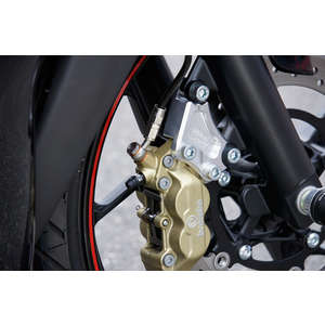 OVER RACING Front Caliper Support