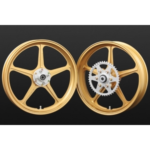 PMC(Performance Motorcycle Creative) Forged Aluminum Wheel SWORD-Heritage