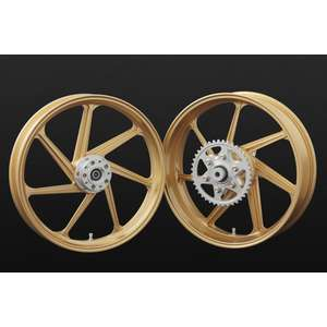 PMC(Performance Motorcycle Creative) Forged Aluminum Wheel SWORD-Matrix