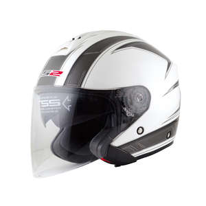 MHR LS2 FREEWAY Helmet