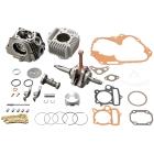DAYTONA Hyper Head 124.8cc Touring Specification