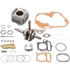 DAYTONA Hyper Head 124.8cc Version Up Kit