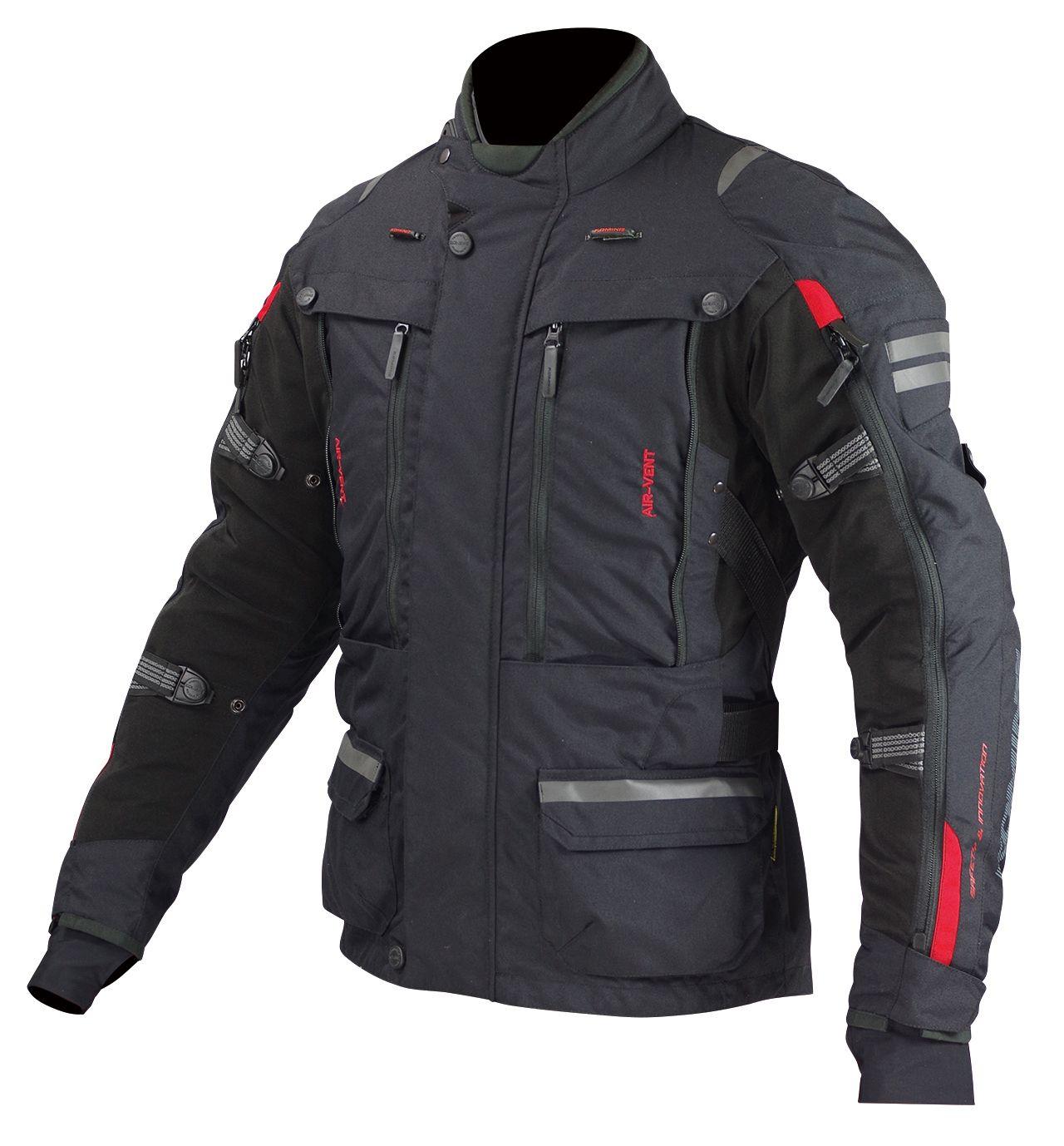 Jaket Motor Respiro | Jaket Anti Angin & Anti Air 100%