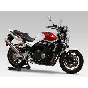 YOSHIMURA Slip-on Silencer Cyclone LEPTOS