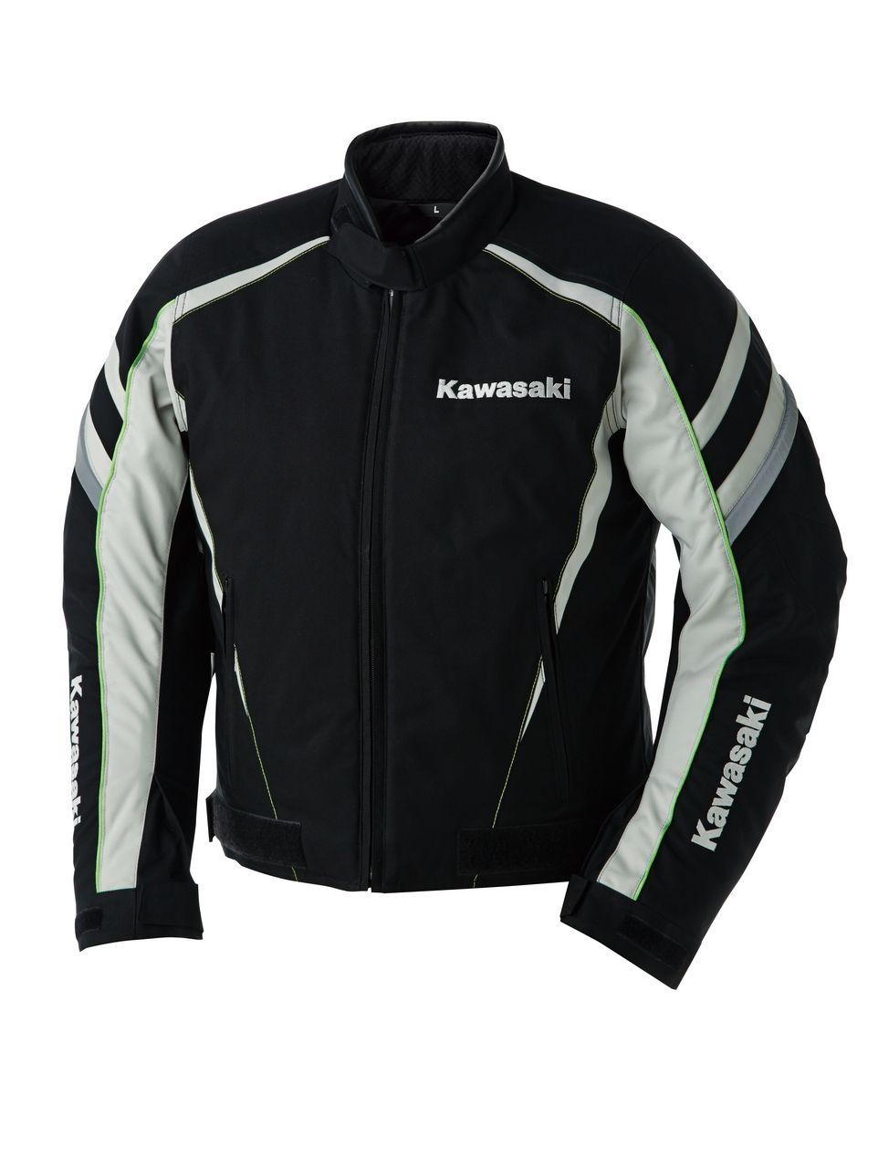 Kawasaki Kawasaki X Goldwin Gws Real Giacca Corta Sportiva J80012504