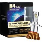 SPHERE LIGHT Sphere LED RIZING H4 5500K for Motorcycle