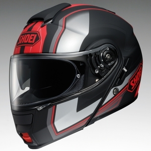 SHOEI NEOTEC IMMINENT [TC-1 Red/Matte Black] Helmet