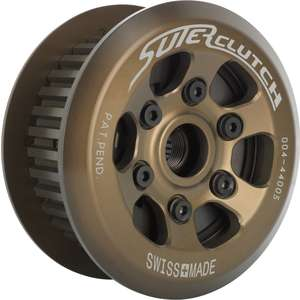 SUTERCLUTCH Sutter/Slipper Clutch with Starter Ratchet