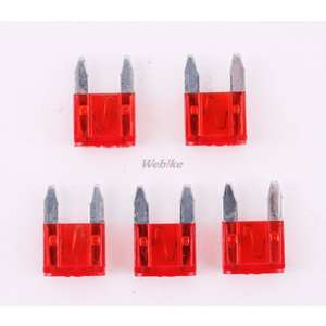 Value Price Series Flat Type Mini Fuse 10.0A 20PCS