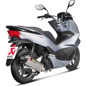 AKRAPOVIC e1 Specification Racing Line Full Exhaust System