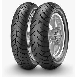 METZELER FEELFREE 【90 / 90 - 14 M / C 46 P TL】 FeelFree Tyre