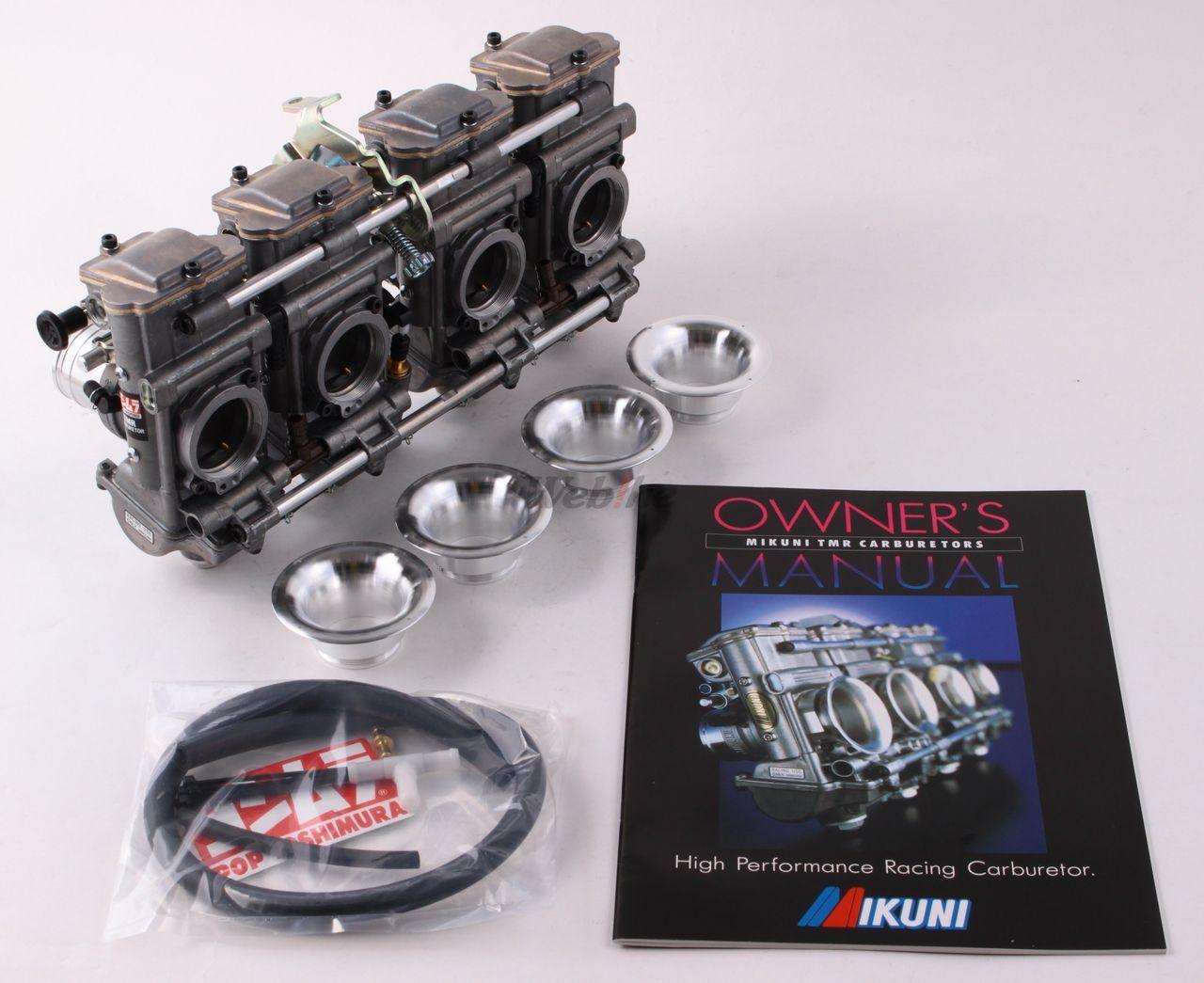 yoshimura mikuni tmr32 carburetor 775 446 7101 rh japan webike net