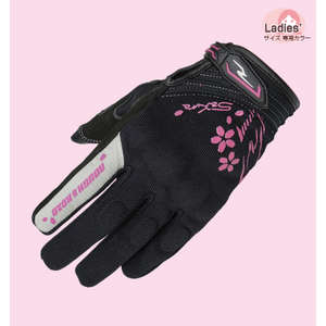 ROUGH&ROAD Guanti Comfort Knuckle Ladies