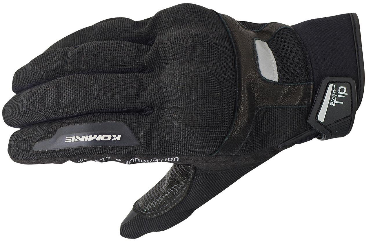 KOMINE GK-181 Protect Mesh Gloves Blocker II