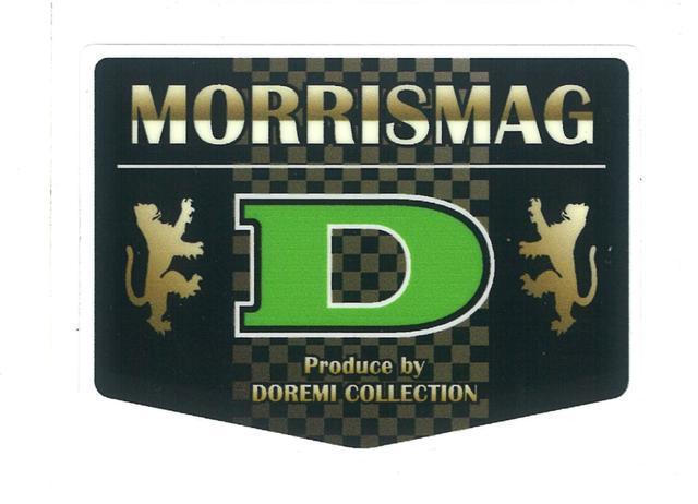 DOREMI COLLECTION MORRISMAG Sticker