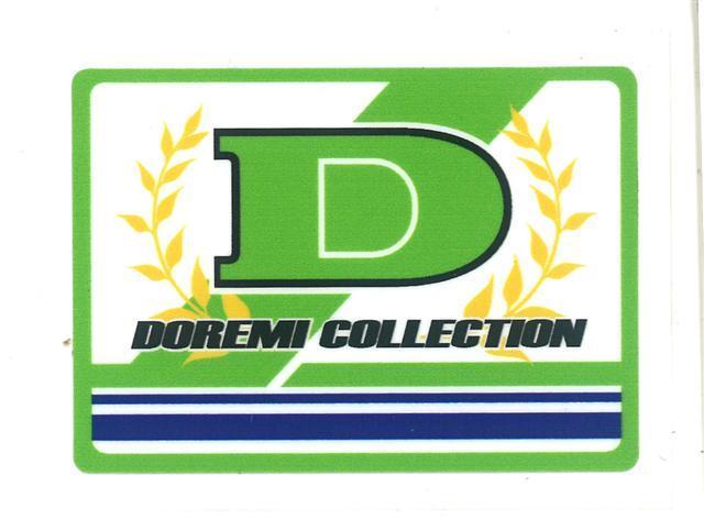 DOREMI COLLECTION Sticker Square