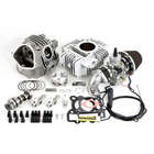 SP TAKEGAWA (Special Parts TAKEGAWA) Super Head+R Combo Kit 138cc