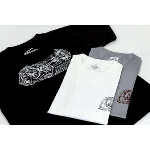 SP TAKEGAWA (Special Parts TAKEGAWA) T-shirt gốc TAKEGAWA