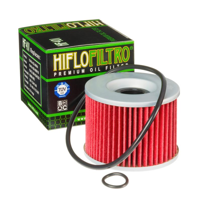 HIFLOFILTRO Hiflofiltro Oil Filter HF401