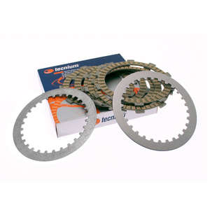 TECNIUM KIT DISCS TRIMMED FOR KX80 1989-1997