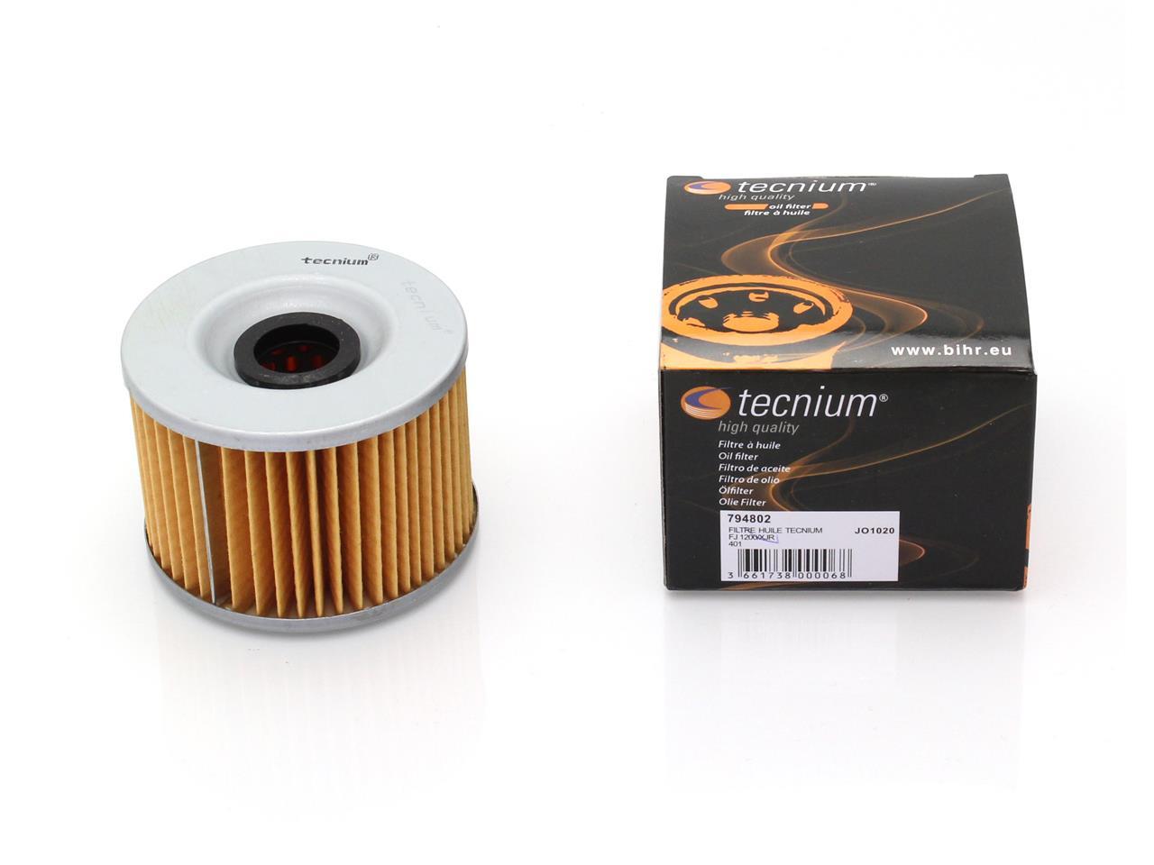 TECNIUM Tecnium Type 401 Oil Filter