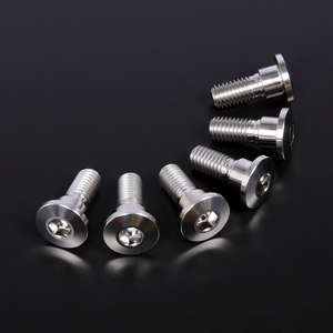 ZETA Titanium Brake Disc Bolt