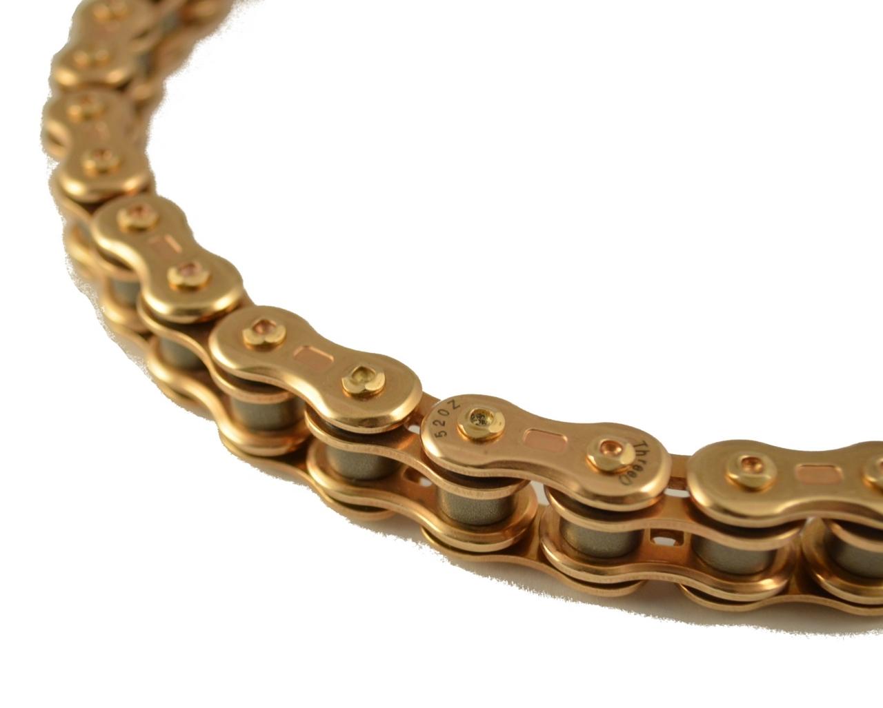 Ek Chain Threed Chain 520z 520z Gp Gp 140l Mlj