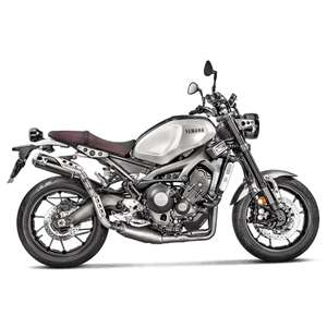 AKRAPOVIC [Closeout Item] E 4 Spec. Racing Line ( 3 - 1 ) Full Exhaust System [Special Price Item]