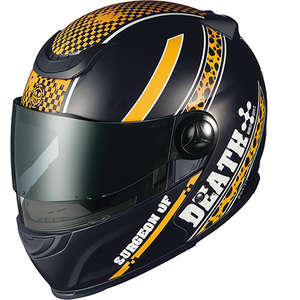 OGK [Closeout Item] AFFID ONE PIECE [TRAFALGAR LAW] Helmet [Special Price Item]