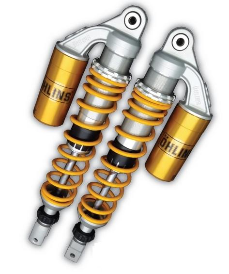 OHLINS : Shock Absorber for HONDA FORZA 300 / SH300 ...