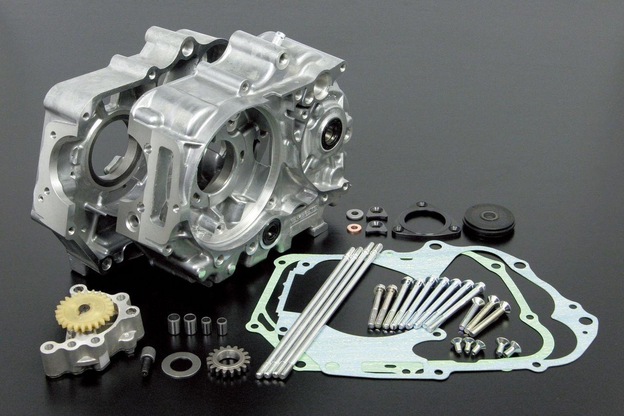 Reinforced Crankcase Kit Secondary Type (88cc/100cc/106cc)