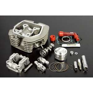 SP TAKEGAWA (Special Parts TAKEGAWA) Super Head + rhead Kit100cc
