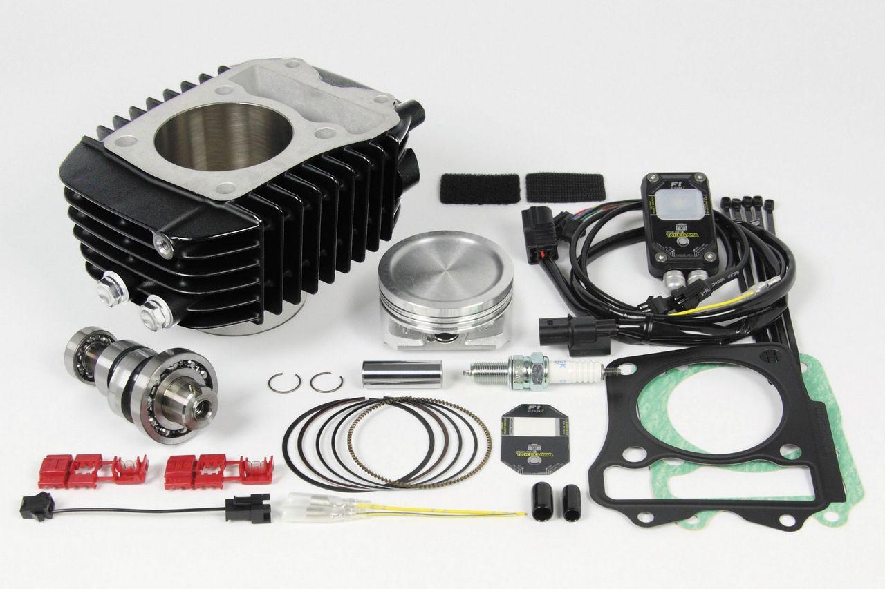 SP TAKEGAWA (Special Parts TAKEG : Hyper S Stage Big Bore Kit 181cc  [01-05-0306]