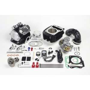 SP TAKEGAWA (Special Parts TAKEGAWA) Super Head + R 4V Combo Kit 181cc