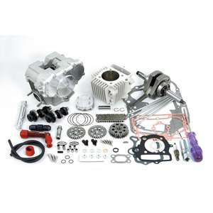 SP TAKEGAWA (Special Parts TAKEGAWA) 【SPECIAL KnifePriceCampaign】 DOHC 4 V 125 cc Kit ( 2 - items Support Crank Shaft )