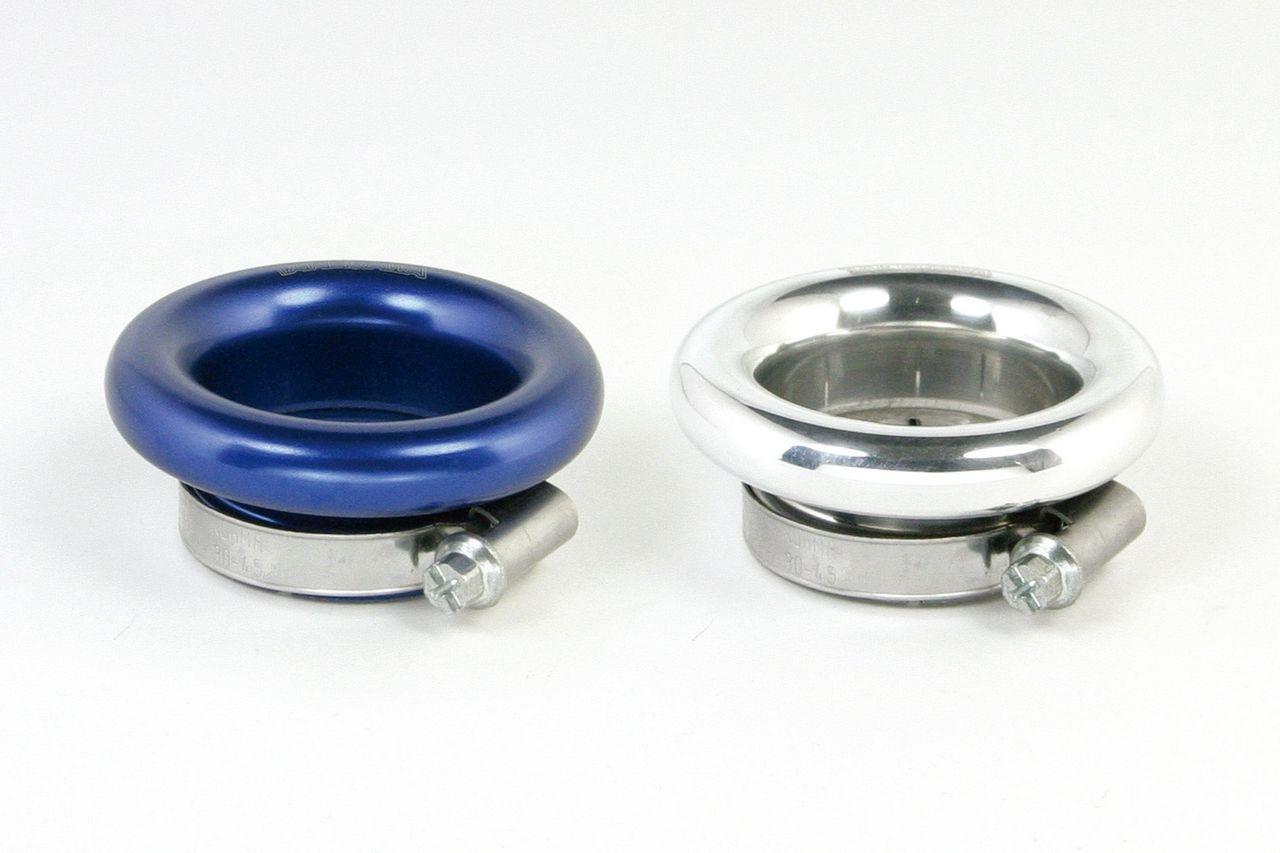 SP TAKEGAWA Curl Air Funnel F24 / VM26 (Blue) Mounting Diameter: 44.4 mm