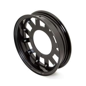 SP TAKEGAWA (Special Parts TAKEGAWA) Aluminum Wheel Kit (12 x 2.75/Black)