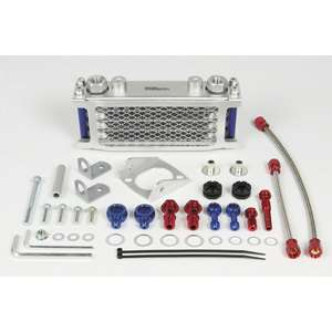 SP TAKEGAWA (Special Parts TAKEGAWA) Compact Oil Cooler Kit (4-FIN/Slim Line)
