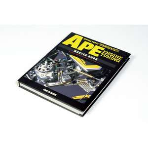 SP TAKEGAWA (Special Parts TAKEGAWA) Tuning Book (for Ape Series Vertical Type Engine)